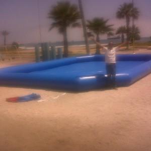 piscina de 10x10 vendida en arica